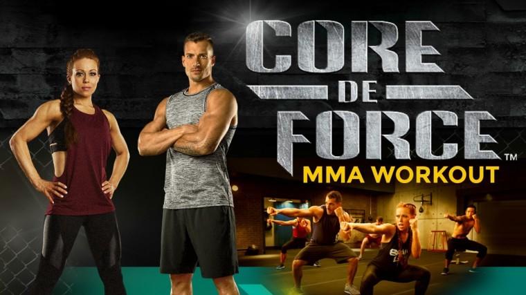Core De Force – Fit Focus with Sophia Davis